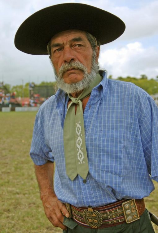 Uruguayan gaucho