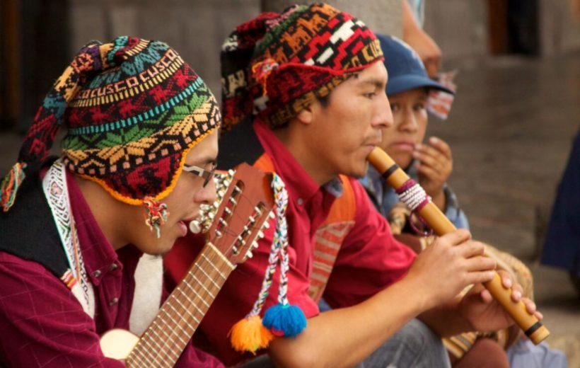 Music in Peru