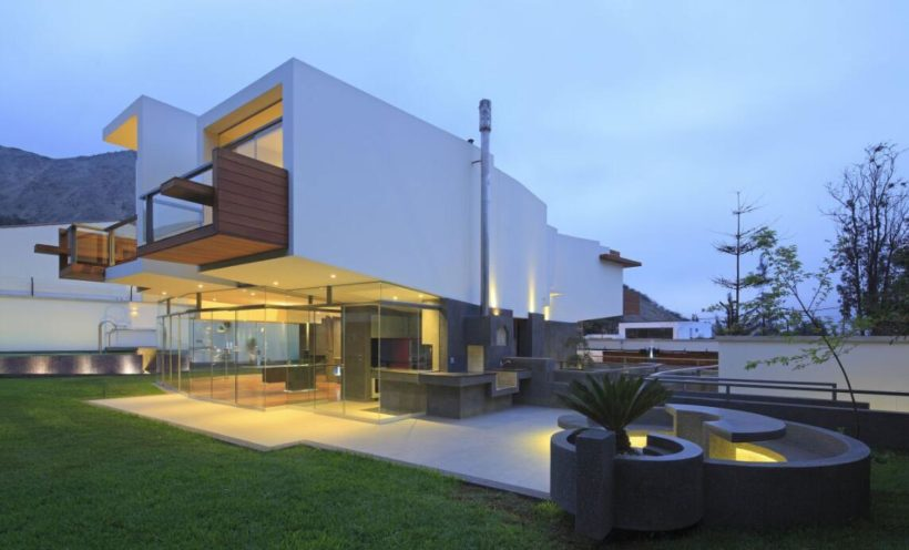 Architecture in Peru