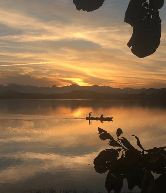Imboassica Lagoon