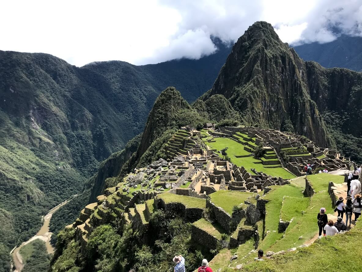 Peru as My First International Trip