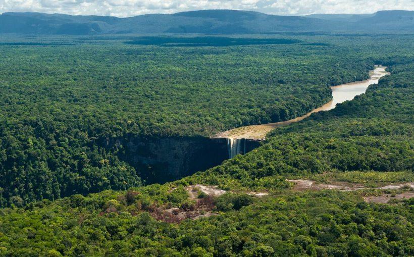 The Potaro River