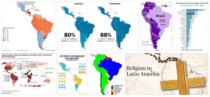 Latin America Religion