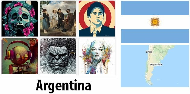 Argentina Arts and Literature