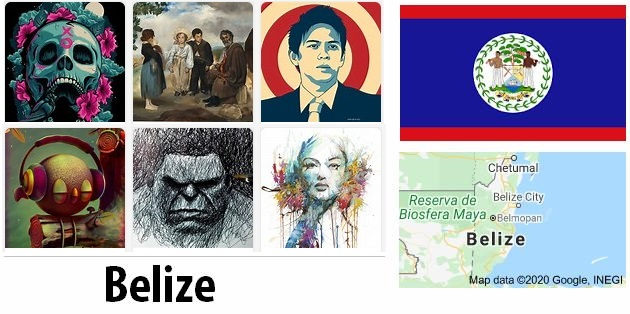 Belize Arts and Literature