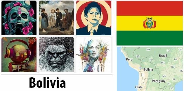 Bolivia Arts and Literature