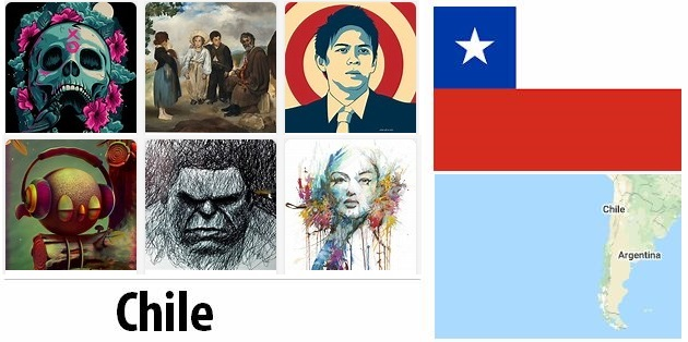 Chile Arts and Literature