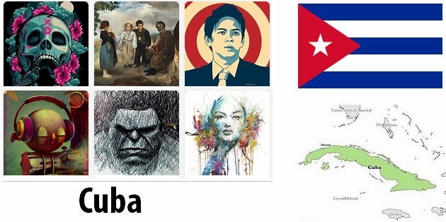 Cuba Arts and Literature
