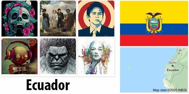 Ecuador Arts and Literature