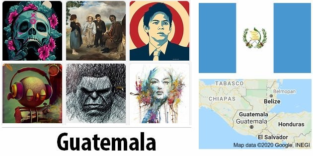 Guatemala Arts and Literature