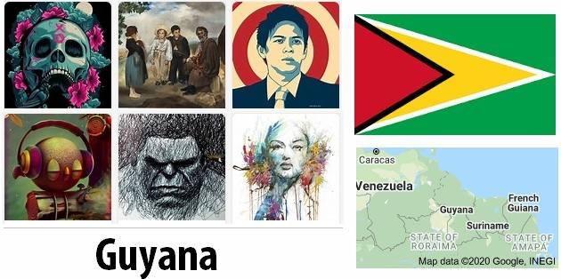 Guyana Arts and Literature