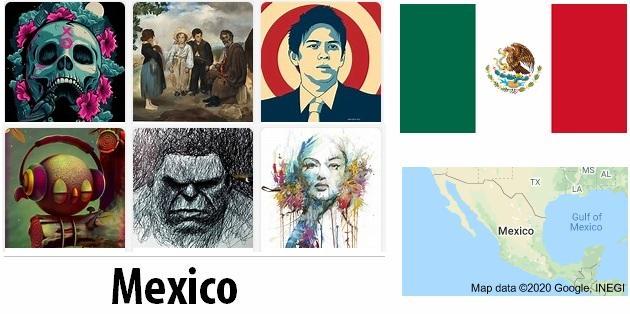 Mexico Arts and Literature