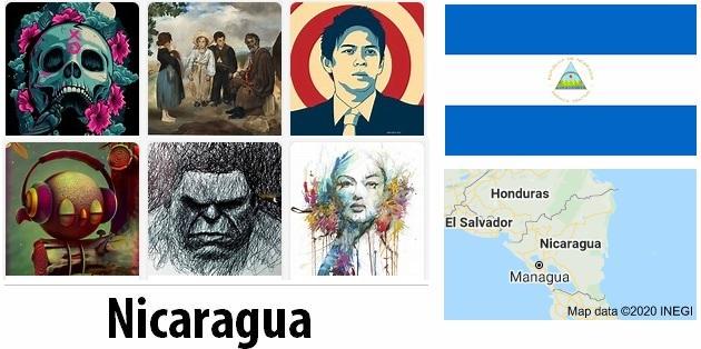 Nicaragua Arts and Literature