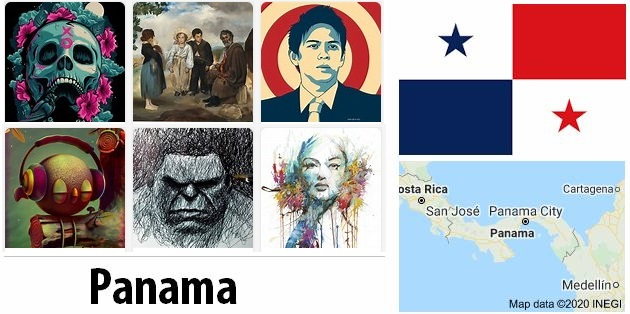 Panama Arts and Literature
