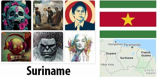 Suriname Arts and Literature