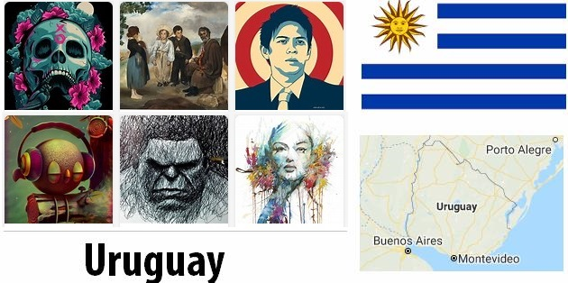 Uruguay Arts and Literature