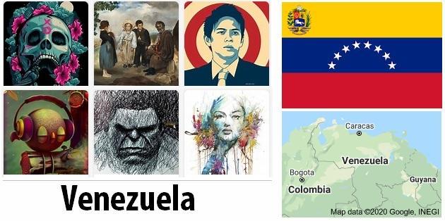 Venezuela Arts and Literature