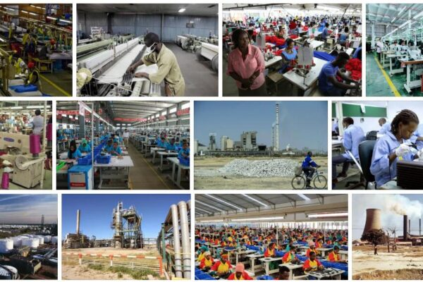 Africa's industrial sector