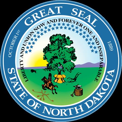 North Dakota Seal
