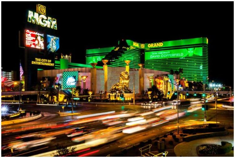 Recommended hotels in Las Vegas