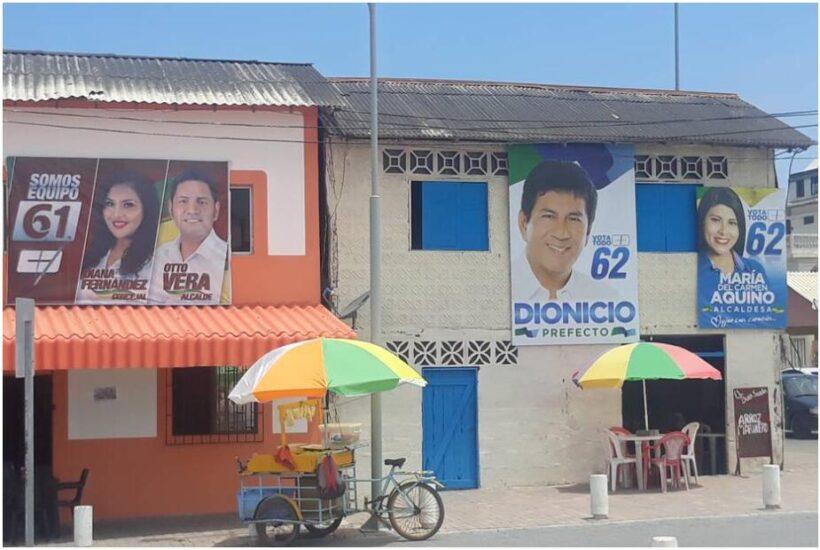 Ecuador Domestic Issues