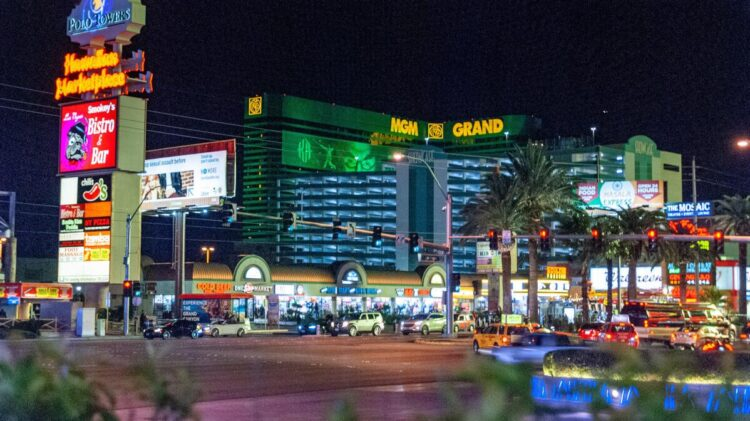 Stay at the MGM Grand Las Vegas