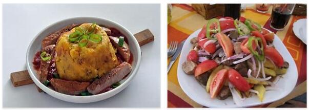 Bolivia Foods
