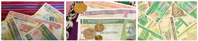 Guatemala Currency