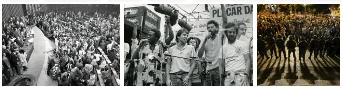 Brazil History the Return to Democracy