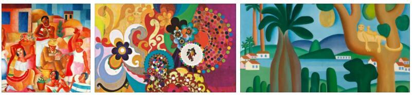 Brazil Modern and Present Arts