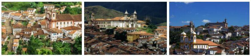 Ouro Preto Old Town