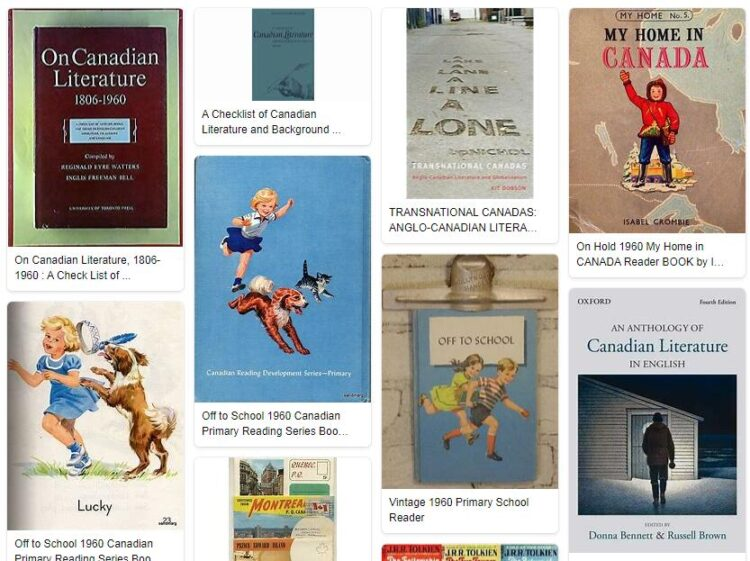 Anglo-Canadian Literature from 1960