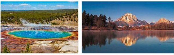 Yellowstone National Park (World Heritage)